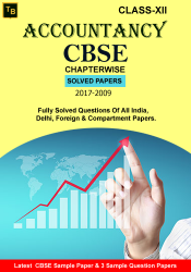Accountancy Solved Paper For XII class