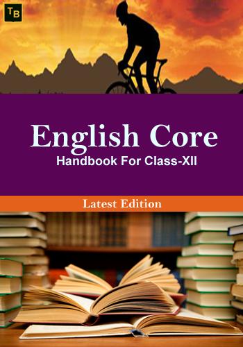 English Core Handbook For XII class
