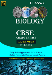 Biology Solved Paper For X class