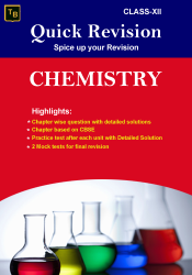 Chemistry Quick Revision For XII class