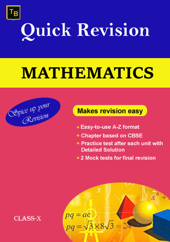 Mathematics Quick Revision For X class