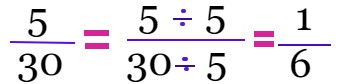 Rational Number Examples